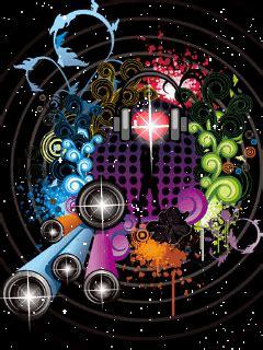 animated  gif radio  mp web sites dj effects animated gifs graphics arts abstract