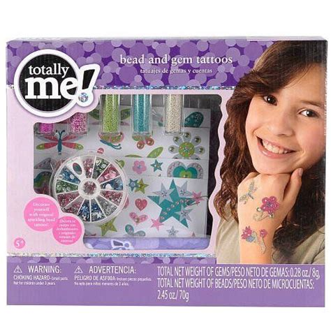 tattoo maker toys r us totally me bead and gem tattoos by toys r us 8 24 if