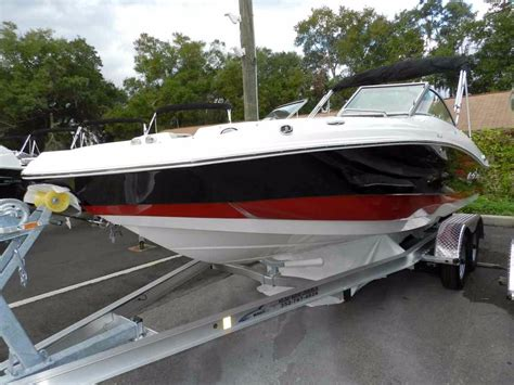 deck boats for sale 2016 new nauticstar 203dc sport deck boat for sale
