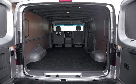 nissan nv2500 interior 2012 nissan nv 2500hd long term update 2 motor trend