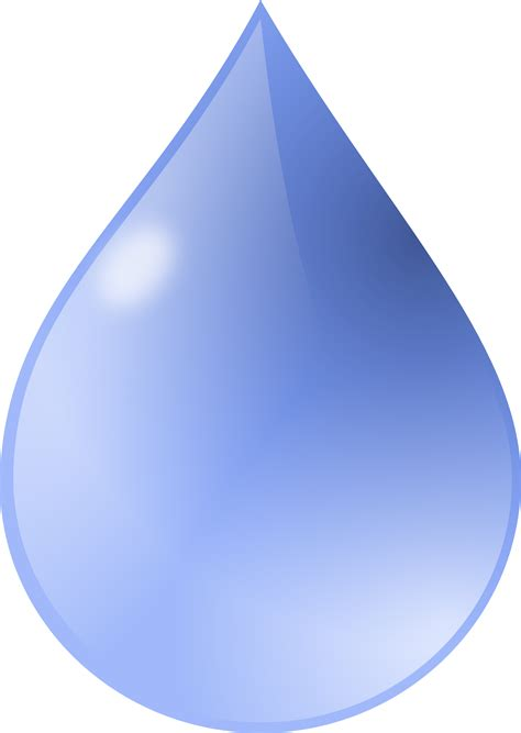 raindrop splash clipart clipground