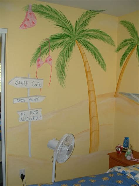 palm tree wall mural room wall murals theme wall murals by colette page 2