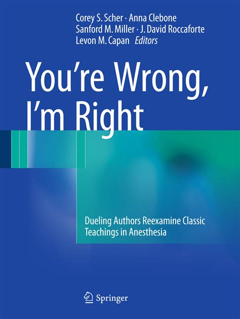 You Re Wrong I M Right Ebook Ellibs Ebookstore