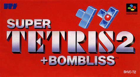 Tetonis Original 2 tetris 2 bombliss bomb