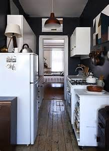 apartment galley kitchen ideas 10 grandes ideas de 10 peque 241 as y estrechas cocinas