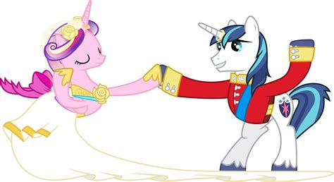 princess cadence mlp age chart mlp princess cadence and shining armor kiss www imgkid