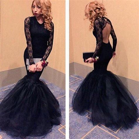 my african eveningoccasion gowns fashion training fashion 8 long sleeve elegant puffy burgundy prom dresses black