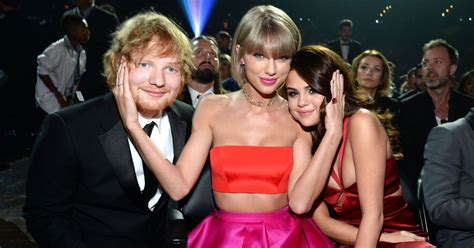 taylor swift engaged 2018 the famous faces ed sheeran might have ended up engaged to