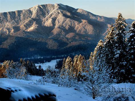photographis winter  romania