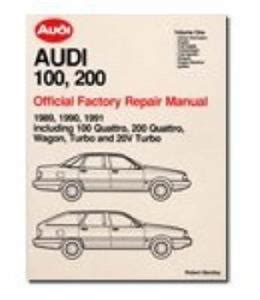 automotive repair manual 1989 audi 200 electronic toll collection audi octane books cars motobikes heavy vehicles and aviation