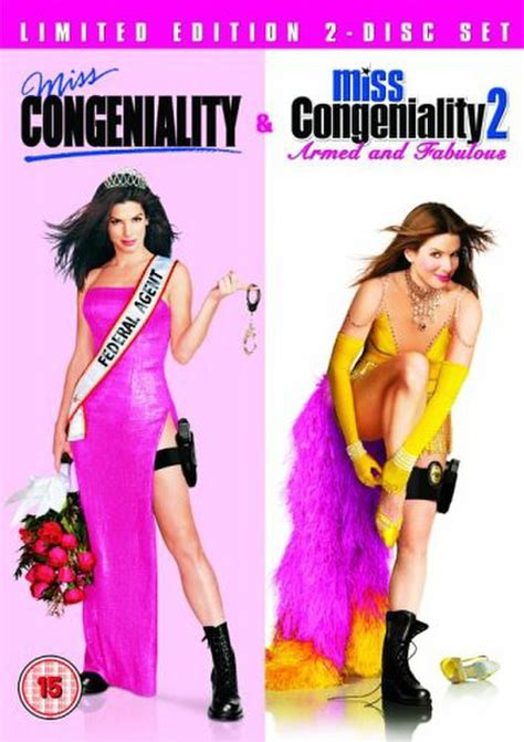 Armed And Fabulous by Miss Congeniality 1 2 Dvd Zavvi