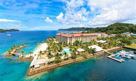 palau royal resort luxury hotel  palau