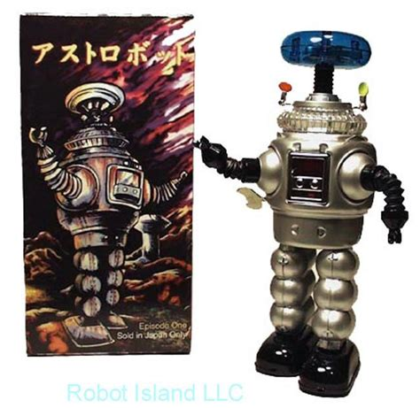 Tin Toys Classic Space Robot lost in space robot tin windup ym 3 silver ebay