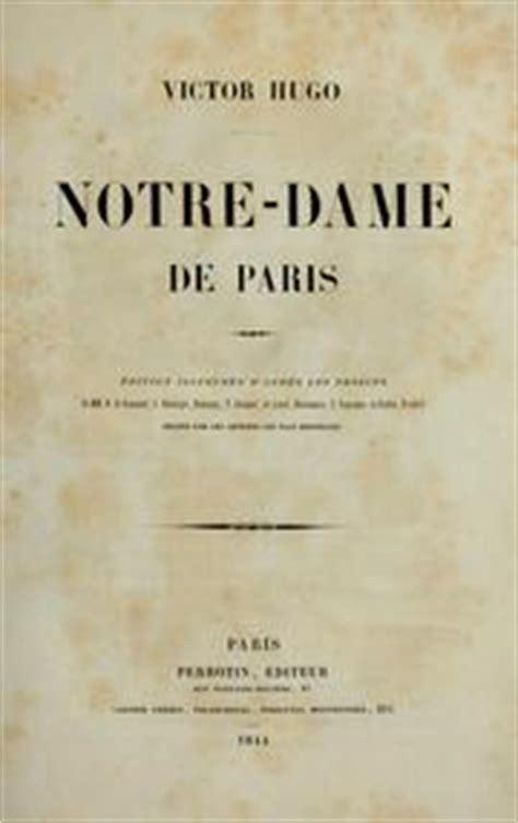 notre dame de edition books notre dame de 1844 edition open library