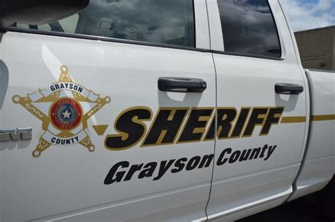 Grayson County Warrant Search Grayson County Warrant Roundup To Begin Next Week