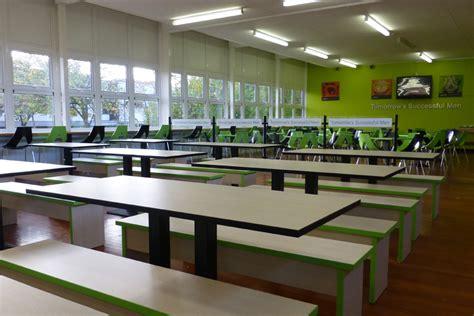 Canteen Furniture / Batley Boys School