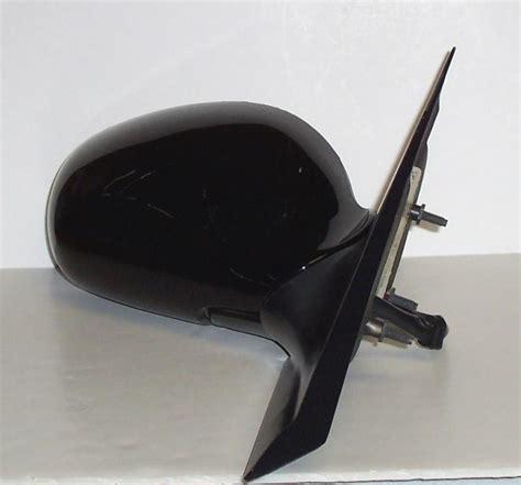 find   ford mustang cobra folding passenger  side mirror ebony black motorcycle