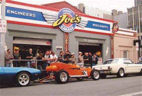 Joe S Garage by Joe S Garage Hobart Tas Pub Info Publocation