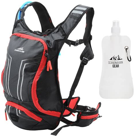 60 oz hydration pack hydration pack with 70oz 2l bladder foldable water