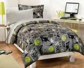 Bedroom Sets For Guys Modern Bedding Sets For Boys
