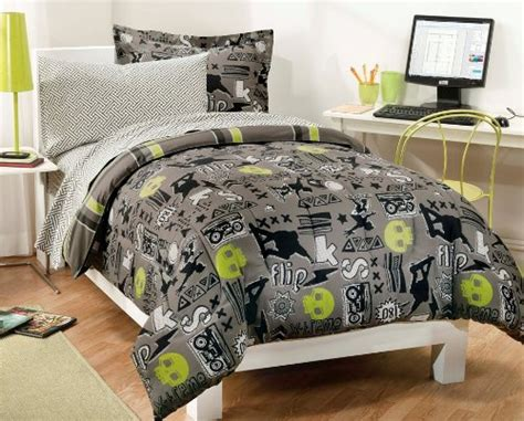 boys bedroom bedding sets lime green bedding