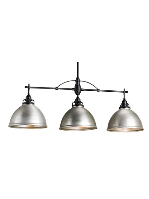 3 Pendant Lighting by Brushed Nickel Three Pendant Chandelier Cottage Home 174