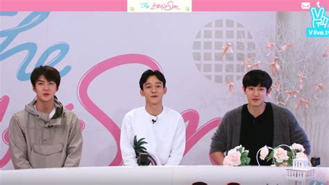 exo in variety show exo reveals hilarious and surprising stories on sm s new