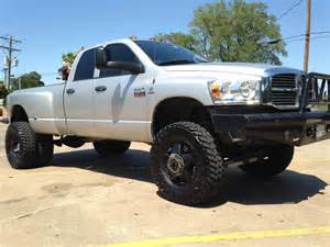 dodge ram 3500 dually lifted 2013 ram 2500 lifted white