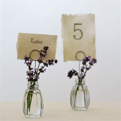 Table Card Holders Wedding Template by Glass Bud Vase Name Card Holders Set Of 4 The Wedding