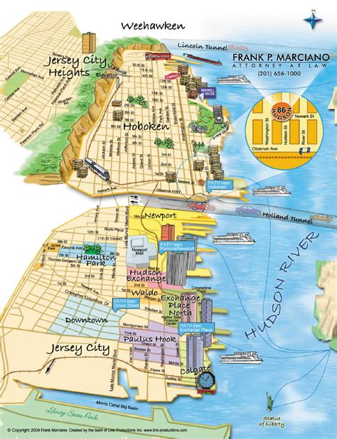 Jersey City Records Jersey City Map My