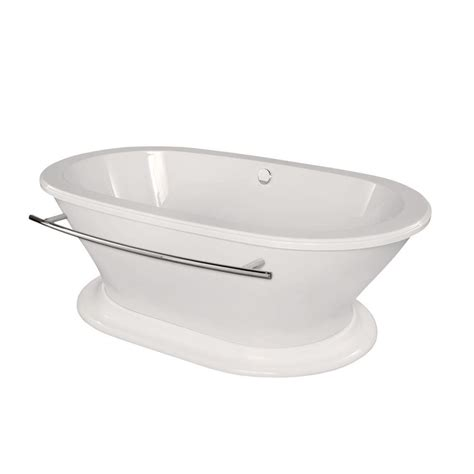 bathtub drain home depot jade bath urban retreat collection sacramento 5 8 ft