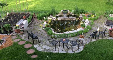 best low maintenance plants for your backyard pond