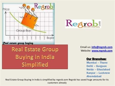 Mba In Real Estate Management In India by Real Estate Buying In India Simplified By Regrob
