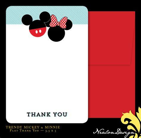 blue white black mickey mouse post card template sweer purim invitation e card design idea with micky