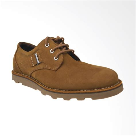 Sepatu Slip On Kasual Pria Trendi Avail Footwear Everbess Brown jual borsa caribou howler sepatu pria camel harga kualitas terjamin blibli