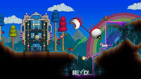 terreria apk terraria 1 2 12785 apk mod unlimited items data for android