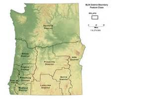 Blm Land Map Oregon by Gis Dataset Details Oregon Washington Blm