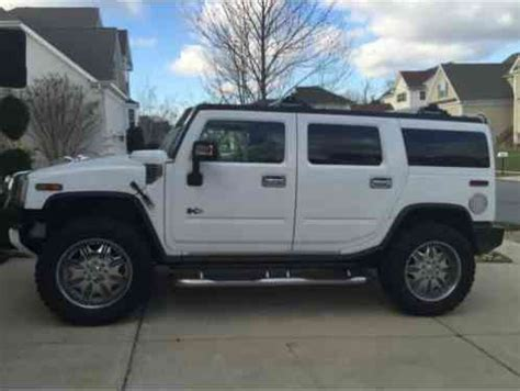 hummer h2 h2 2003 this is a that has lots of accessories