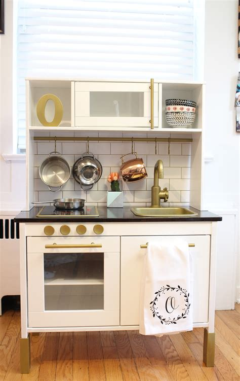 kitchen hacks design evolving modern play kitchen ikea duktig play kitchen hack