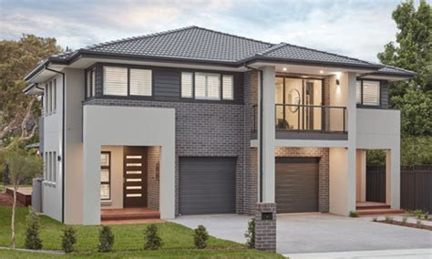 design your own home nsw duplex builders sydney chion homes