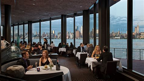 Chart House Nj by Weehawken Waterfront Seafood Restaurant Dining With A Ny
