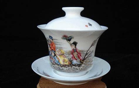 Handmade Porcelain - handmade ceramic tea cup and saucer famille porcelain