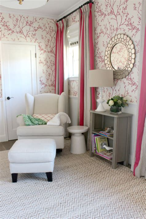 pink and white nursery stephanie thill s traditional pink and white nursery