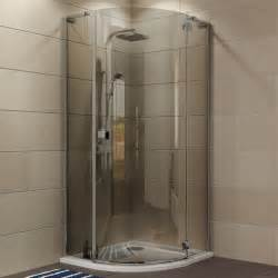 cooke lewis luxuriant quadrant shower enclosure with