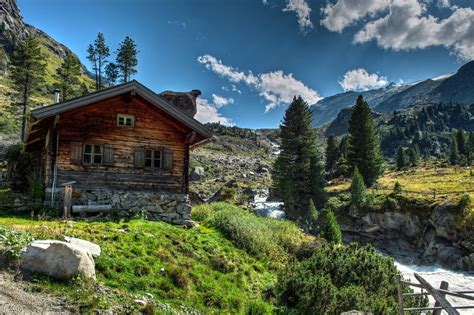 house in the mountains mountain home by burtn on deviantart