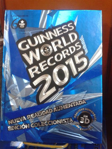 guinness world records 2015 1908843624 libro record guinness 2015 80 000 en mercado libre