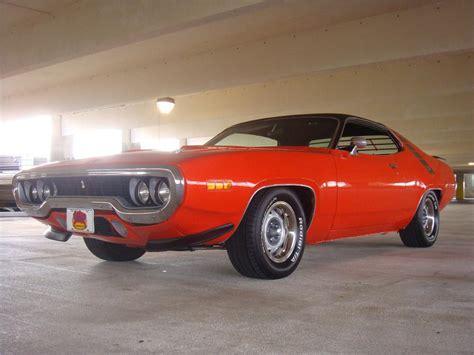 1971 PLYMOUTH ROAD RUNNER 2 DOOR HARDTOP   88926