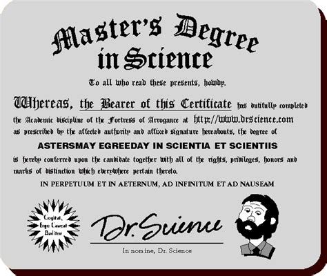 what master s degree should i get
