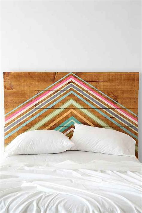 painted wooden headboards 17 best ideas about painted wood headboard on pinterest