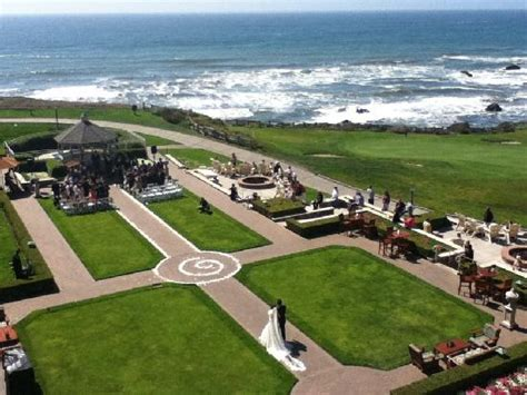 wedding at the hotel Picture of The Ritz Carlton, Half Moon Bay, Half Moon Bay TripAdvisor
